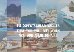 10 Spectacular Yachts That You Will Buy When You Are A Millionaire