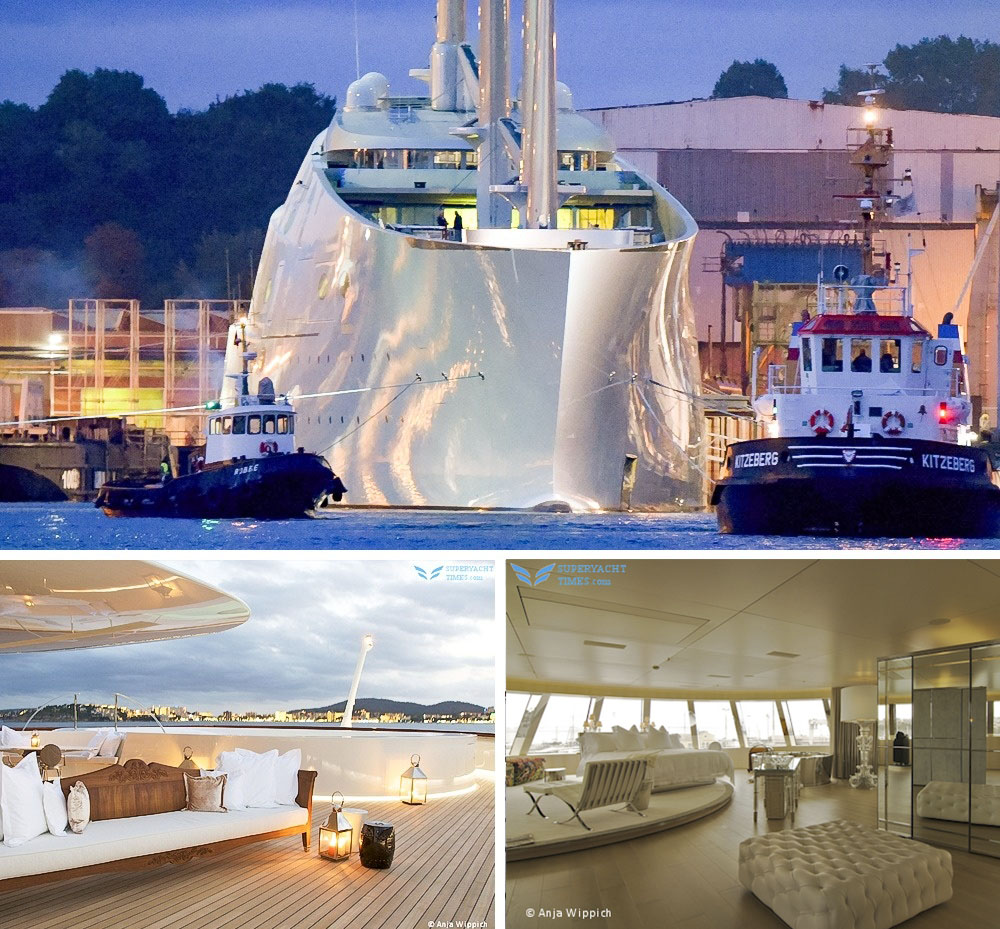 Spectacular Yachts That You Will Buy When You Are A Millionaire