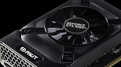 Geforce Gtx 1050 Ti Partner Thumb Palit