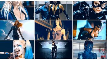 10 Super Heroines And Sexiest Super Villains Of The Cinema
