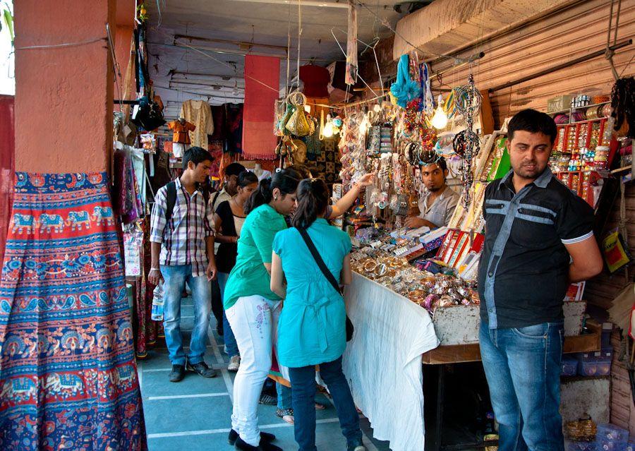 Sales Man In A Cloth Shop (Garments Shop) (Exclusive Shop For Indian Jaipur