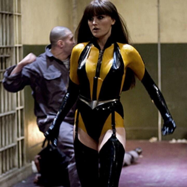 Silk Spectre Ii- Malin Akerman In The Watchmen