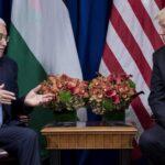 President Trump On Peace Between Israel And Palestine Stranger Things Have Happened