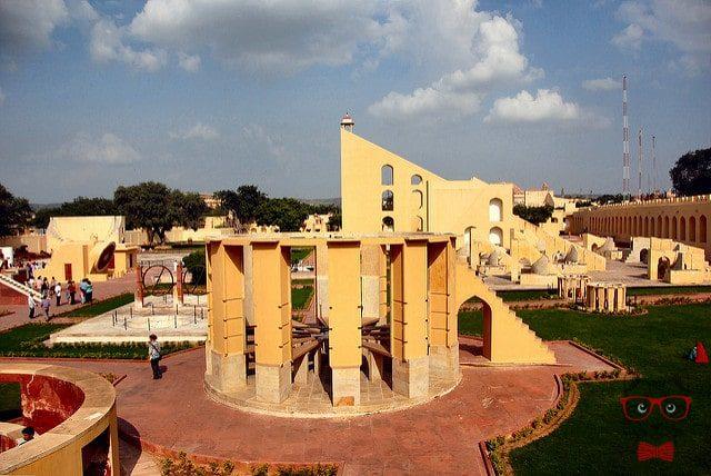 Jantar Mantar Observatory, Jaipur - Entry Fee, Visit Timings ...