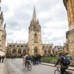 University Of Oxford University Church St Mary