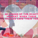 20 Images Of The Exact Moment When These Couples Gave Their Yes