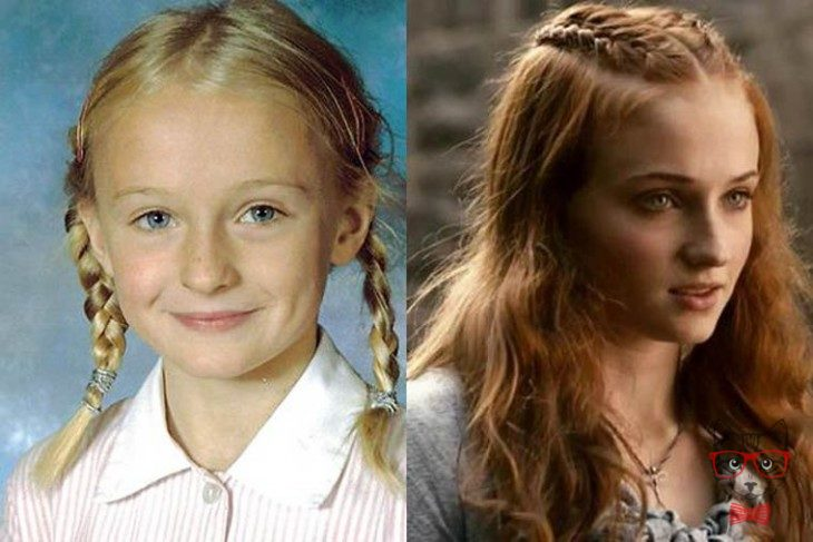 That'S What The Game Of Thrones Characters Looked Like When They Were Young
