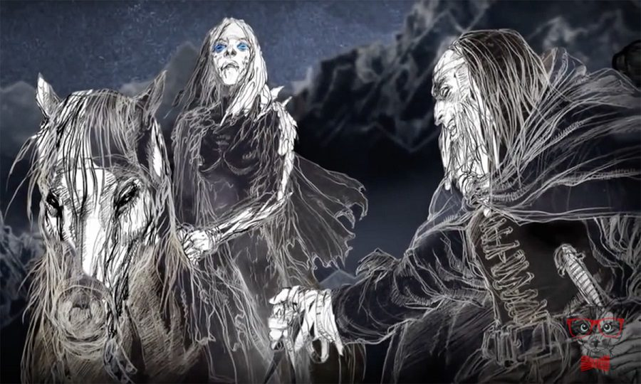 Game Of Thrones This Would Be The Link Between Jon Snow And The King Of The Night 1
