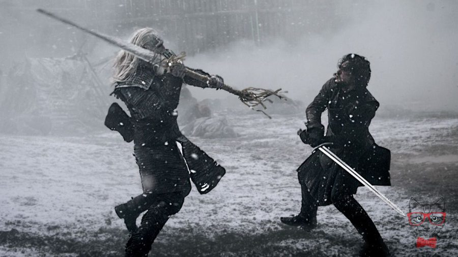 Game Of Thrones This Would Be The Link Between Jon Snow And The King Of The Night 4