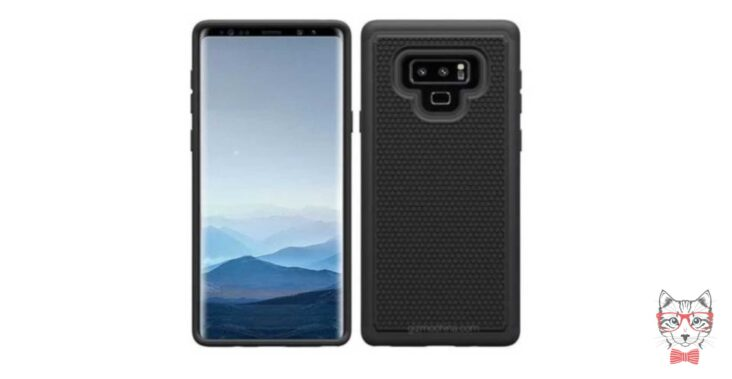 Cover Images Reveal Galaxy Note 9 Look