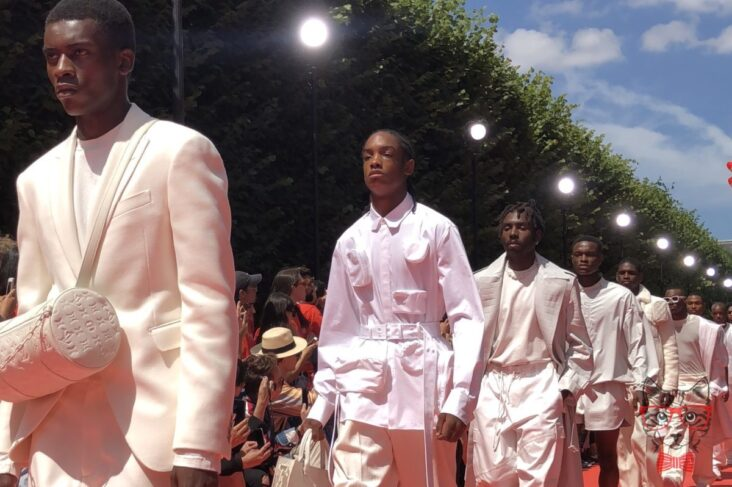 Gaming Change The Debut Of Virgil Abloh In Louis Vuitton