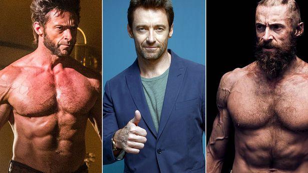 Main Hugh Jackmans Movie Transformations