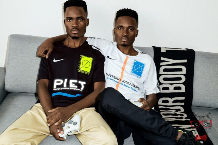 Nike And Piet Launch T Shirt Line Inspired By Football Uniforms