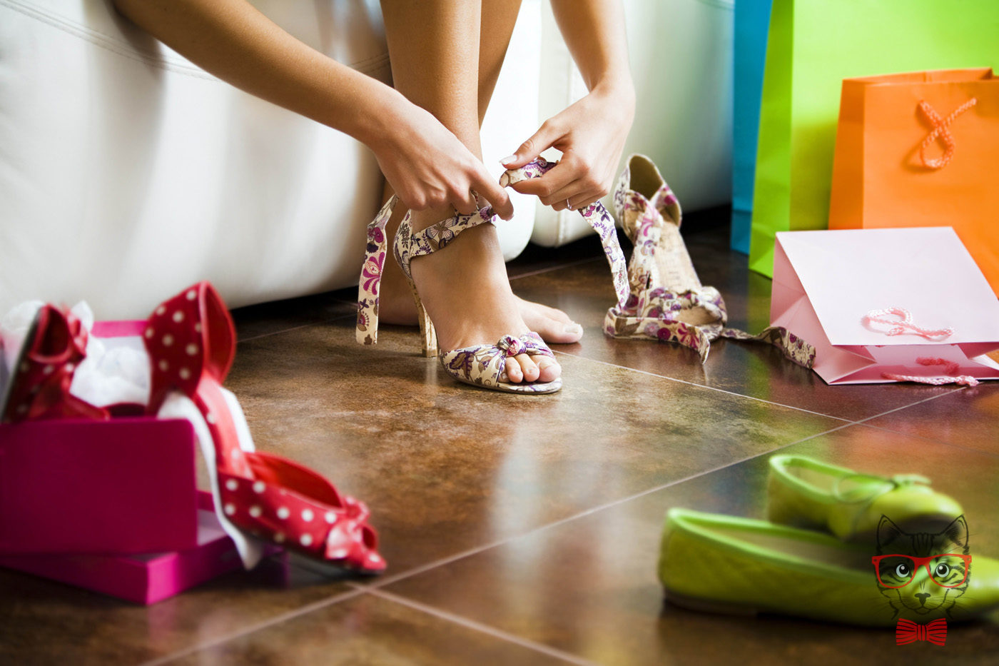 Platform Shoes Very Popular In The 90S Have Once Again Become A Fashion Trend In Recent Years However Their Excessive Use Can Cause Some Health Risks.