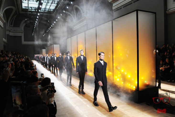 Summer 2019 Who Parades When In Paris Mens Fashion Week