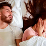 Do You Sleep With Someone Who Snores Beware You May Suffer From A Heart Attack