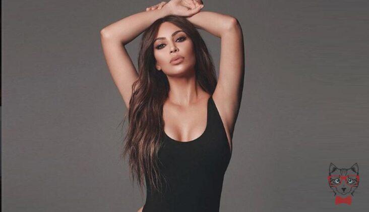 Kim Kardashian Reveals Her Favorite Sport On Instagram