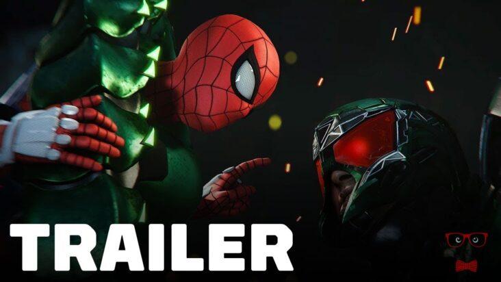 Marvels Spider Man Ps4 Relationships Trailer