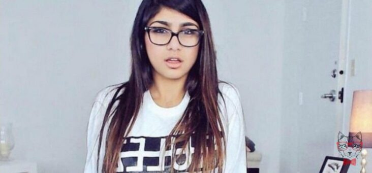 Former Porn Actress Mia Khalifa Maddened All Her Followers On Instagram By Revealing A Picture Of How She Looked Before Becoming A Star