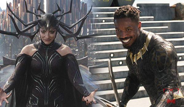 I Ll Take It In A Heart Beat If I Get To Work With Marvel Again !! Michael B. Jordan And Kate Beckinsale