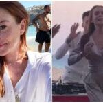 Lindsay Lohan Dance Social 1