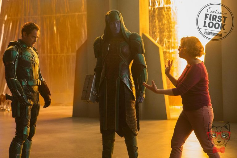 Ronan And Connor From Guardians Of The Galaxy Appear In Captain Marve