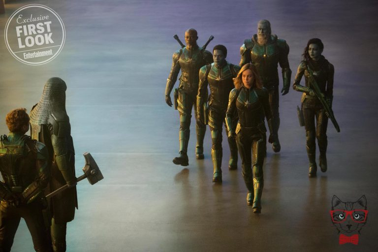 Ronan And Connor From Guardians Of The Galaxy Appear In Captain Marvel.