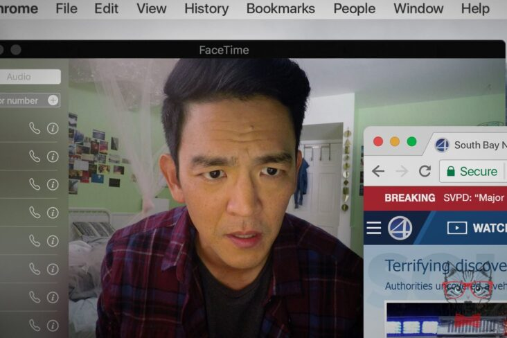 Searching Movie Review: Is One Of The Most Brilliant Thriller Of The Year