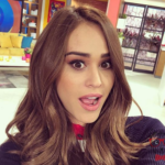 Yanet García And Her Transparent Jumpsuit That Unleashes Uproar On Instagram