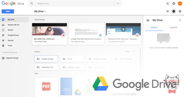 6 Tricks Of Google Drive To Improve Your Productivity