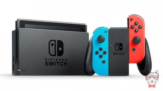 Nintendo New Switch Coming Next Year