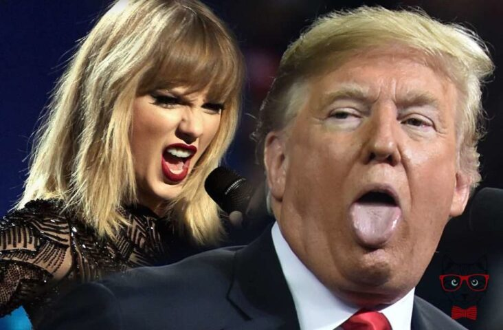 This Is How Donald Trump Reacted To The Republican Rejection Of Taylor Swift