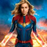 About Brie Larson Our Captain