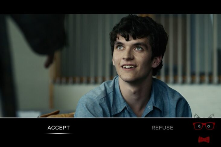 The Strangest Ending In Black Mirror : Bandersnatch Is All About Netflix