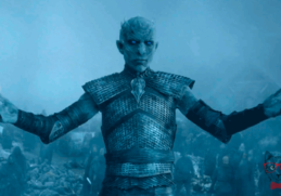 The King Of The Night Knows When The Greatest Battle Of 'Game Of Thrones' Will Occur