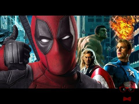 Deadpool Joins The Tape And Looks Like An Avenger In Trailer