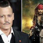 Johnny Depp As Protagonist