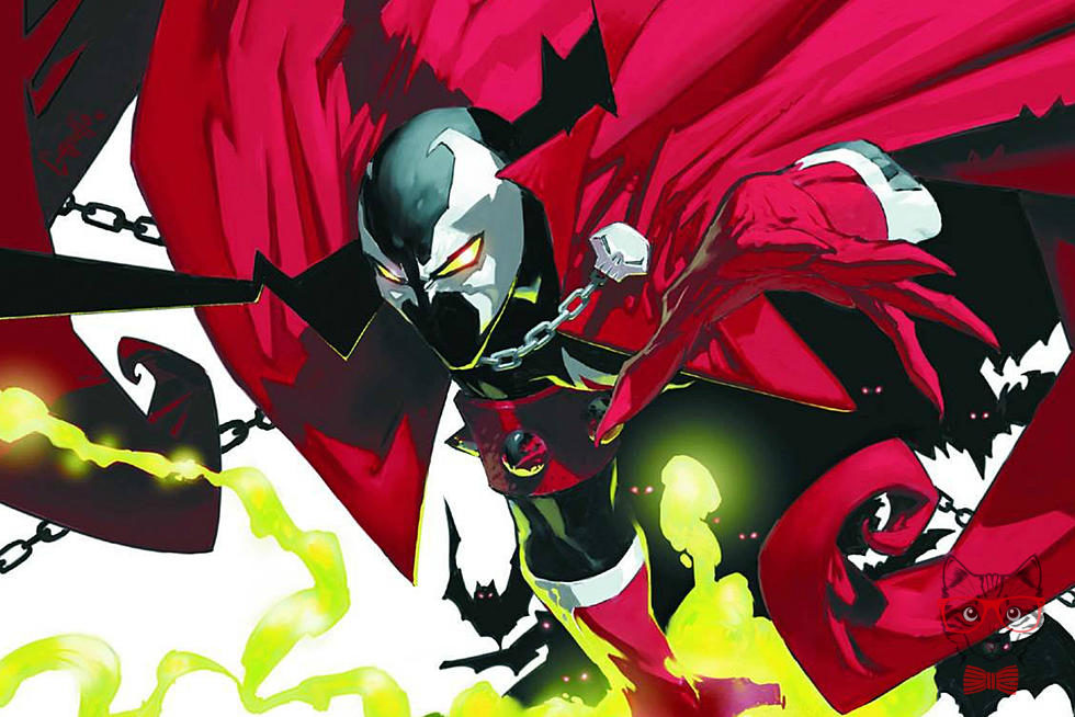 """Todd McFarlane Says Spawn Will Be """"Dark, Ugly,"""" with """"No Joy"""""""