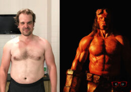 Hellboy Wants To Be Good In The New Movie, According To The Actor Who Plays Him