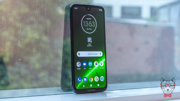 First Impressions Of The Moto G7 Plus Good Phone But Conservative
