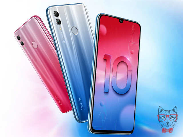 Huawei Honor 10 Lite Characteristics And Specifications