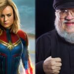 George Rr Martin Confesses That He Was Delighted With Captain Marvel