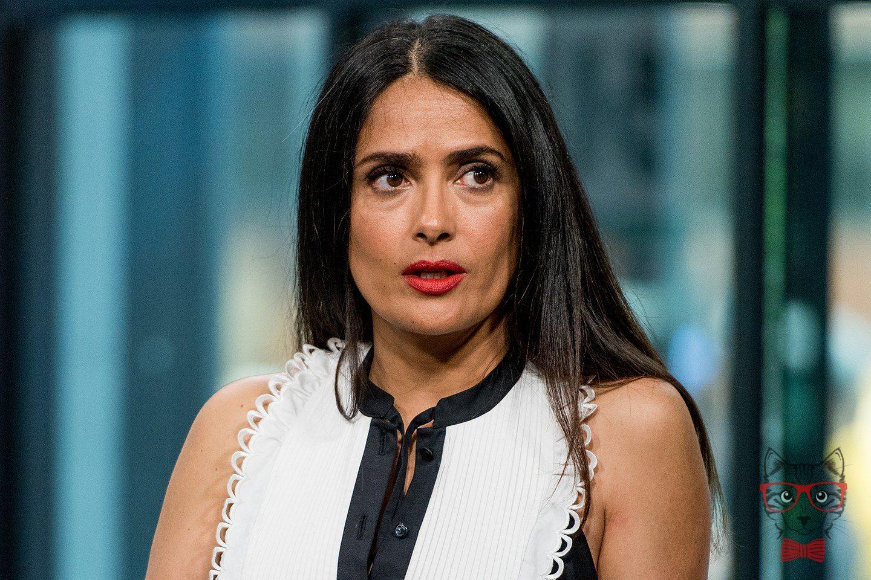 T Salma Hayek On Harvey Weinstein