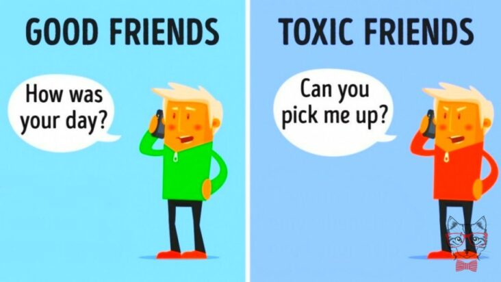 How To Identify A Toxic Friendship Relationship
