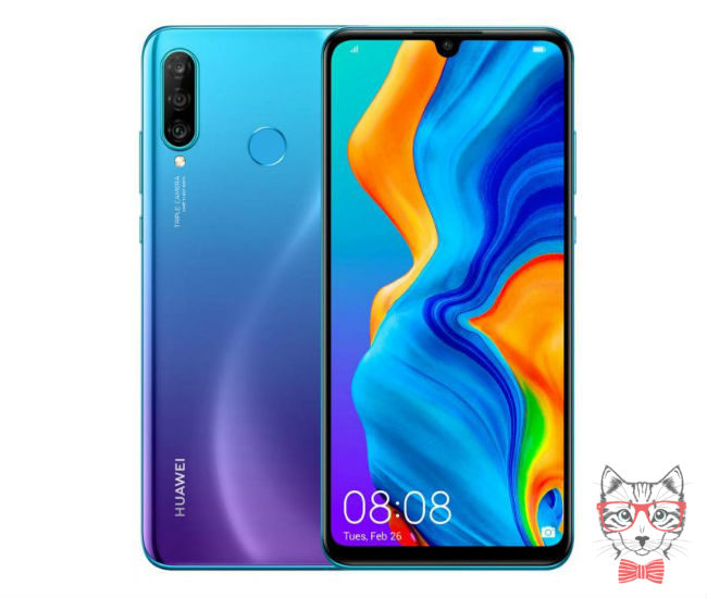 Huawei P30 Lite Blue