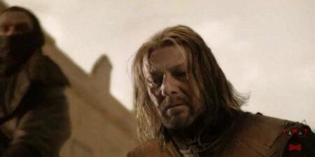 Ned Stark Beheaded