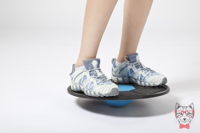 Balance Board Improves Your Stability