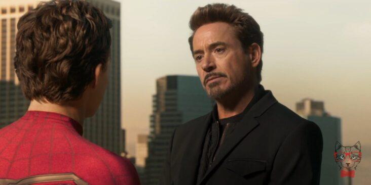 Spider Man Robert Downey Jr