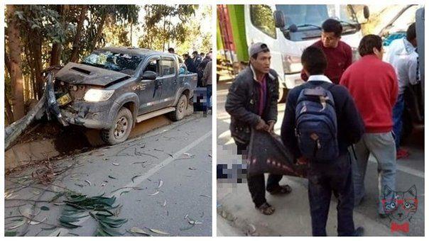 Three Schoolchildren Die After Being Hit By A Van
