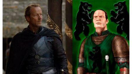 Jorah Mormont Is The Black Bear